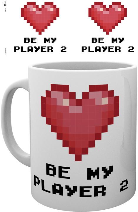 Hrnek Be My Player 2