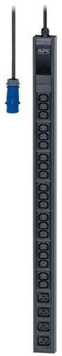 APC Easy PDU, 16A, 230V, (20)C13 & (4)C19, IEC 309 16A 2P+E (3m)
