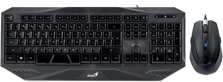 Genius KM-G230, CZ
