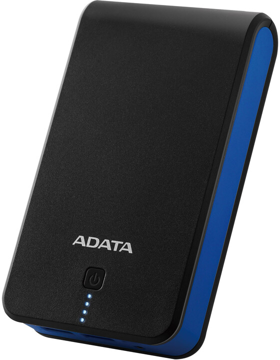 ADATA P16750 Power Bank 16750mAh, černo/modrá