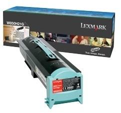 Lexmark W850H21G, černá
