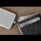 PlusUs LifeCard Ultra-Portable PowerBank 1,500 mAh Fits in card slot Lightning - Silver