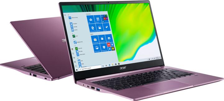 Acer Swift 3 (SF314-42-R47D), fialová