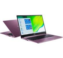 Acer Swift 3 (SF314-42-R47D), fialová Garance bleskového servisu s Acerem + Servisní pohotovost – vylepšený servis PC a NTB ZDARMA