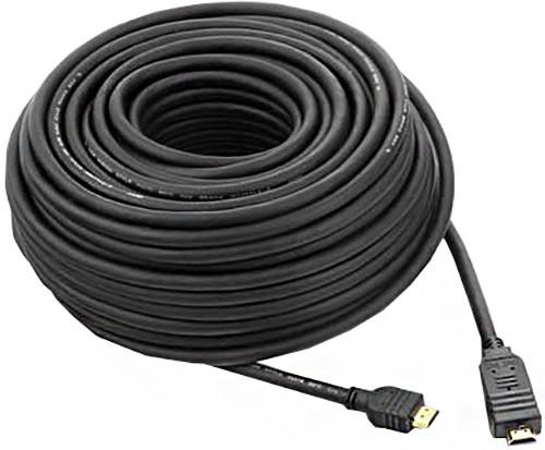 PremiumCord HDMI propojovací kabel s int. zesilovačem, 25m, M/M (přenos ethernetu)