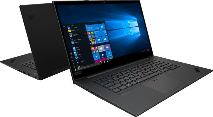 Lenovo ThinkPad P1 Gen 3, černá