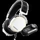 SteelSeries Arctis Pro, bílá + GameDAC