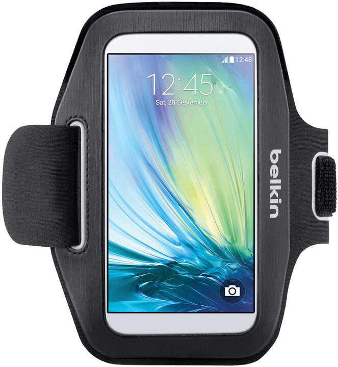 Belkin pouzdro Color Dipped Sport fit Armband pro Galaxy S6
