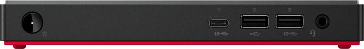 Lenovo ThinkCentre M75n, černá