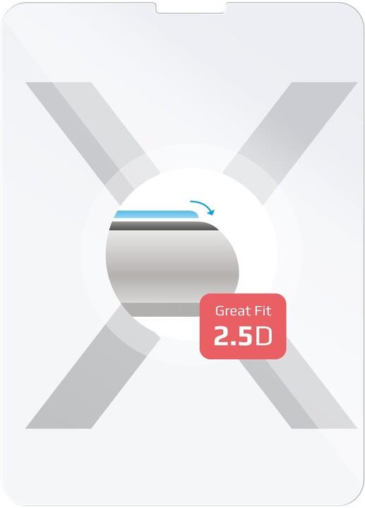 FIXED ochranné tvrzené sklo pro Apple iPad Air (2020), 0.33mm, čirá