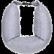 Xiaomi 8H Travel U-Shaped Pillow, šedá