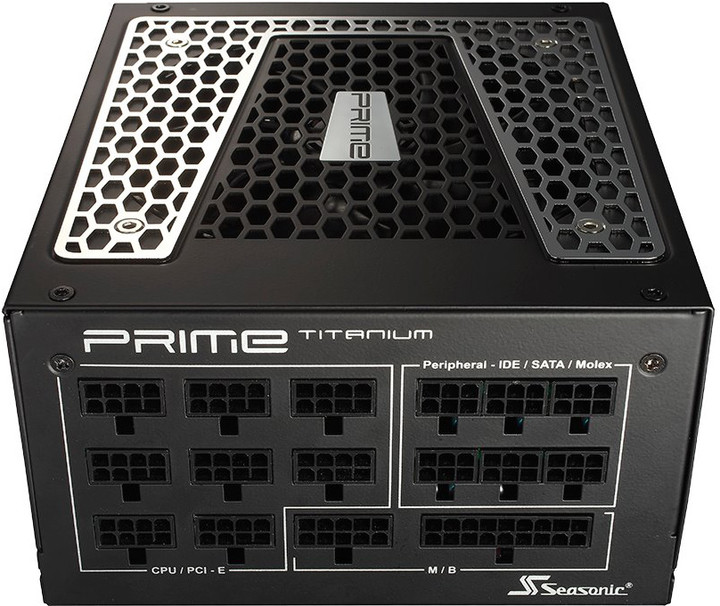 Seasonic Prime SSR-650TD, 650W