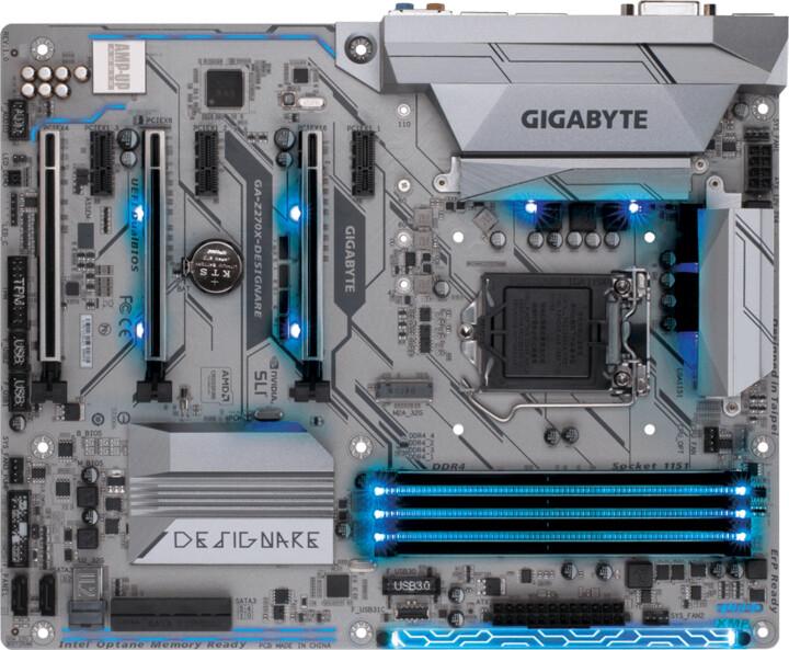 GIGABYTE Z270X-DESIGNARE - Intel Z270