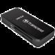 Transcend - čtečka karet SD/SDHC/MicroSD - černá