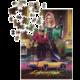 Puzzle Cyberpunk 2077 - Kitsch Samurajský Medailon v hodnotě 299 Kč + Elektronické předplatné deníku Sport a časopisu Computer na půl roku v hodnotě 2173 Kč
