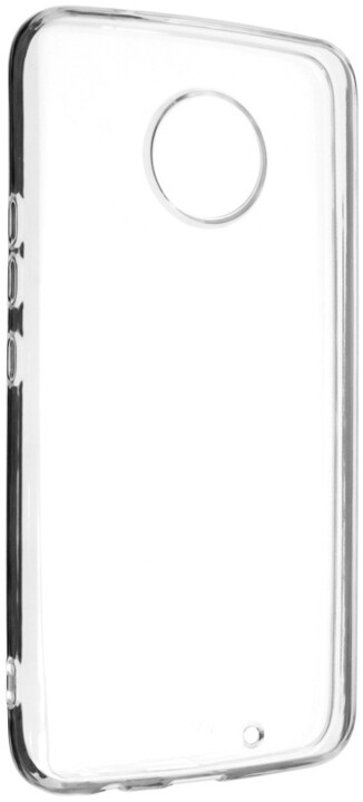 FIXED TPU gelové pouzdro pro Lenovo Moto X4, čiré