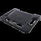 """Canyon klasický podstavec na notebook 12-17"""" s ventilátorem, nové balení  + Canyon alkaline battery AA, 4pcs/pack (v ceně 49 Kč)"""