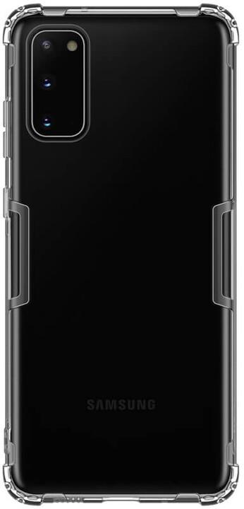 Nillkin Nature TPU pouzdro pro Samsung Galaxy S20, šedá