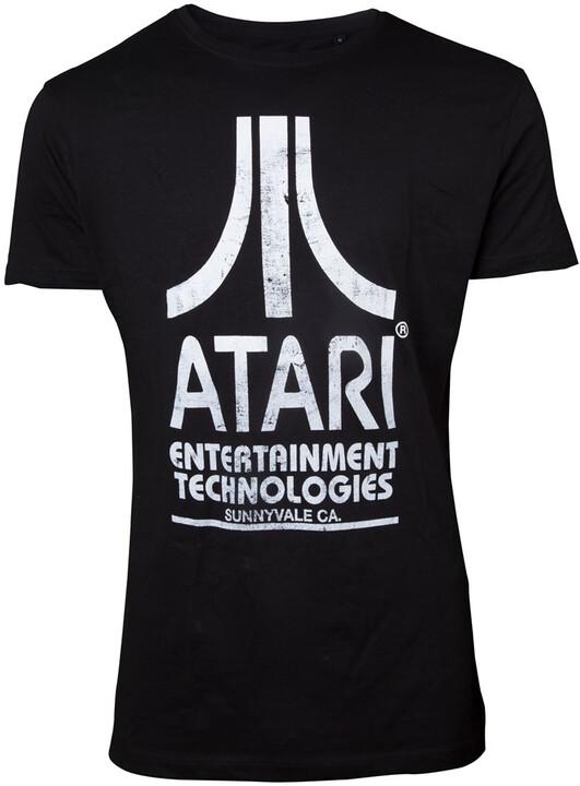 Tričko Atari - Entertainment Technologies (L)