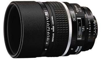 Nikon objektiv Nikkor 105mm f/2D AF DC