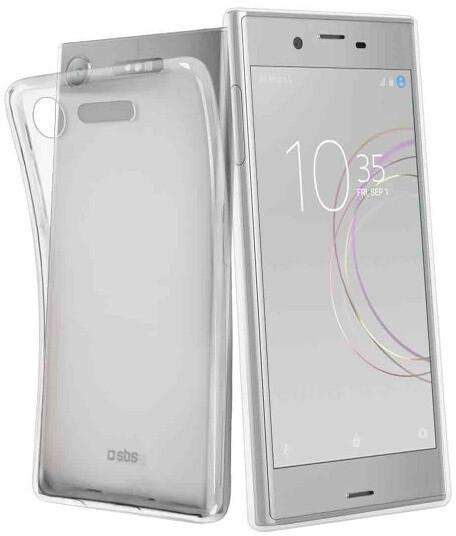 SBS Skinny pouzdro pro Sony Xperia XZ1, transparentní