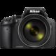 Nikon Coolpix P900, černá