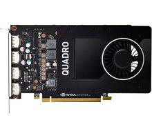 HP NVIDIA Quadro P2200, 5GB GDDR5 - 6YT67AA