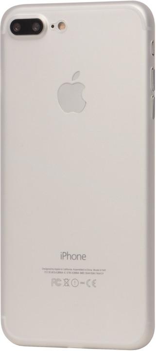 EPICO ultratenký plastový kryt pro iPhone 7 Plus TWIGGY MATT, 0.3mm, clear