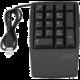 Lenovo numerická klávesnice, černá