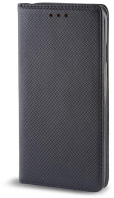 Forever pouzdro typu kniha Smart Magnet pro Samsung Galaxy A12, černá
