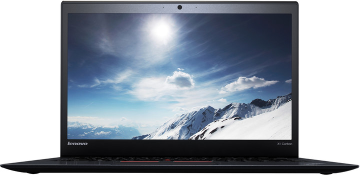 Lenovo ThinkPad X1 Carbon, černá