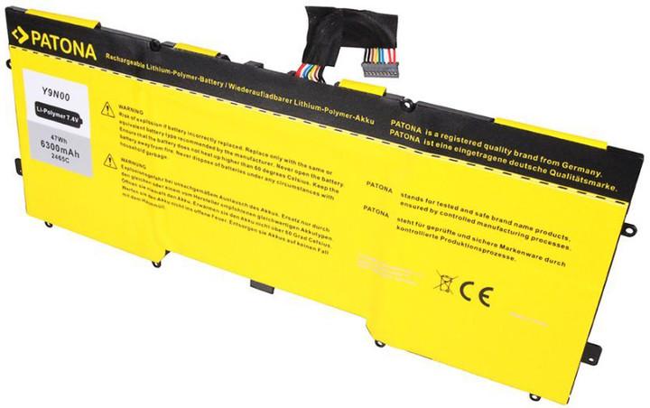 Patona baterie pro ntb DELL XPS 13 6300mAh Li-pol 7,4V XPS 12
