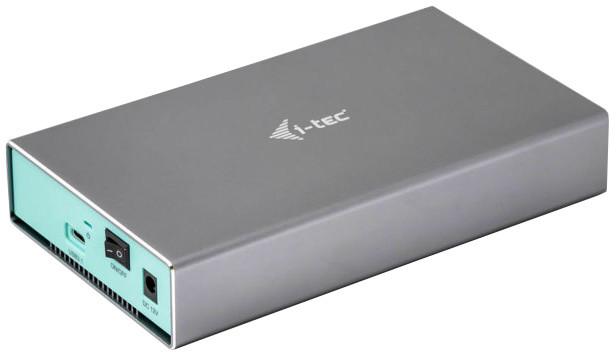 """i-tec MySafe USB-C 3.1 Gen 2, 3.5"""""""