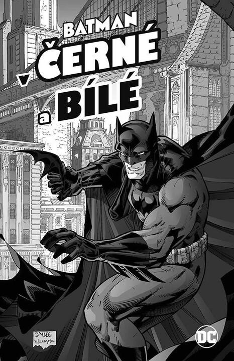 Komiks Batman - V černé a bílé
