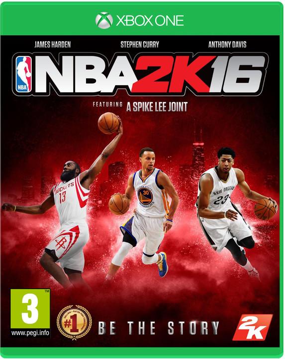 NBA 2K16 - XONE
