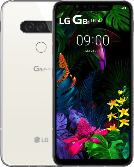 LG G8s ThinQ, 6GB/128GB, Mirror White
