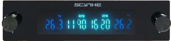 Scythe KM01-SL-3.5 Kaze Master 3,5 Silver