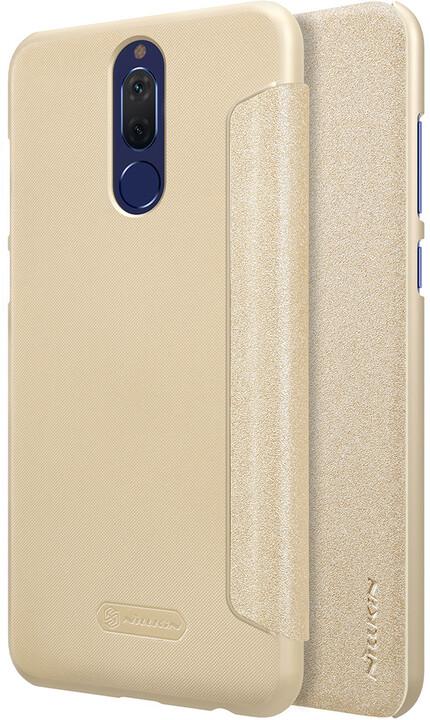 Nillkin Sparkle Folio pouzdro pro Huawei Mate 10 Lite, Gold