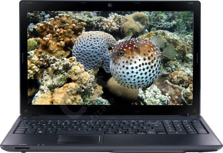 Acer Aspire 5742G-384G75Mnkk, černá