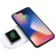 Airpower Wireless Fast Charger for iWatch + iPhone X (Dual)