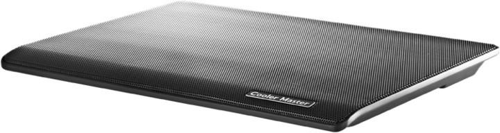 """CoolerMaster i100 pro notebooky do 15,4"""", 14cm fan, černá"""
