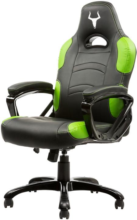iTek TAURUS P1, černá/zelená