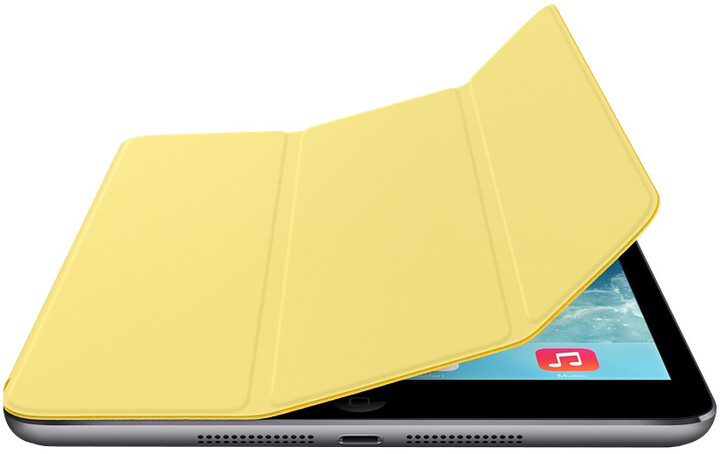 APPLE Smart Cover pro iPad mini, žlutá