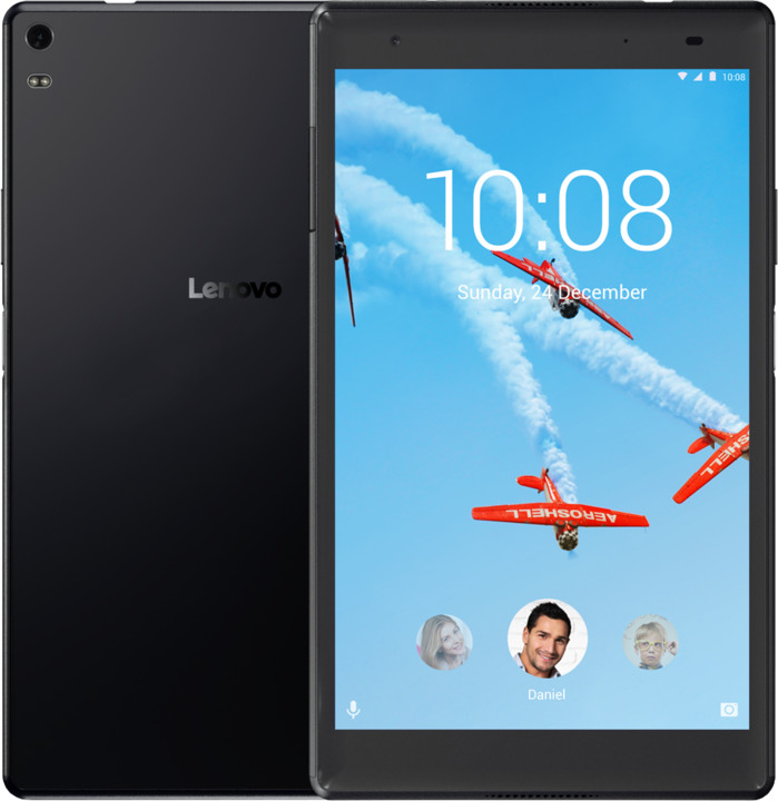 Lenovo TAB4 8 PLUS - 16GB, LTE, černá
