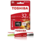 Toshiba Micro SDHC Exceria M302 32GB 90MB/s UHS-I U3 + adaptér