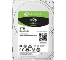 "Seagate BarraCuda, 2,5"" - 5TB"