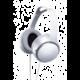 Sony MDR-XD150, bílá