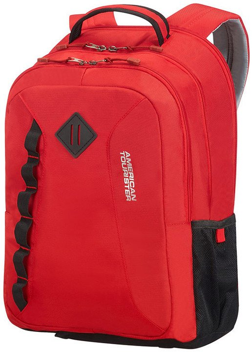 "Samsonite American Tourister URBAN GROOVE UG5 BACKPACK 15,6"" , červená"