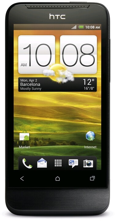 HTC One V, černá (Black)