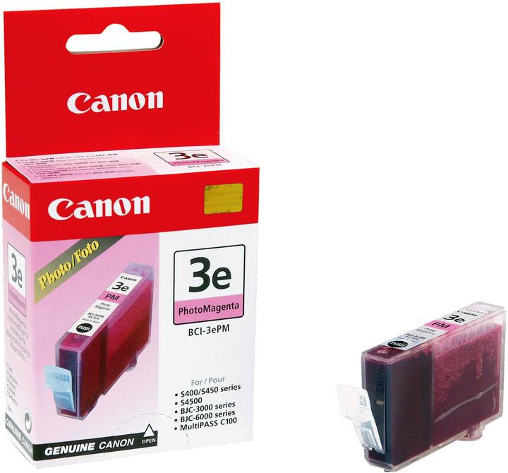 Canon BCI-3e M, purpurová